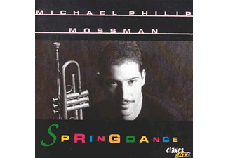 Michael Philip Mossman - Springdance - (CD)