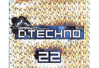 VARIOUS - D.Techno 22/Gary D. - (CD)