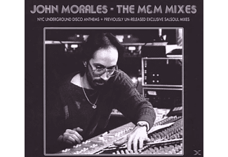 John Morales - The M&M Mixes - (CD)