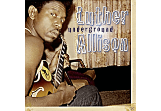 Luther Allison - Underground - (CD)