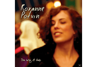 Roxanne Potvin - The Way It Feels - (CD)