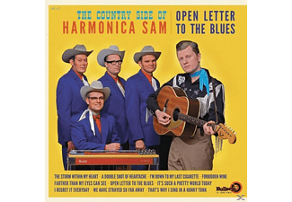The Country Side Of Harmonica Sam - Open Letter To The Blues - (Vinyl)