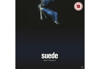 Suede - Night Thoughts | CD + DVD