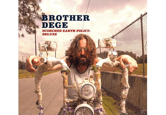 Brother Dege - Scorched Earth Policy: Deluxe - (CD)