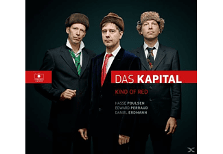 Das Kapital - Kind Of Red - (CD)