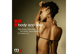 VARIOUS - Body And Soul  (My Jazz) - (CD)