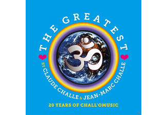 VARIOUS - The Greatest-20 Years Of Chall'o Music - (CD)