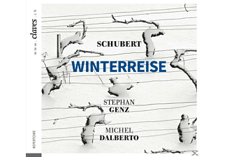 Stephan Genz - Winterreise - (CD)