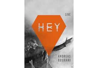 Andreas Bourani - Hey (Live) - (DVD)