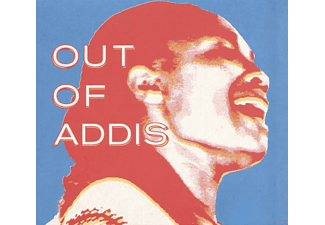 VARIOUS - Out Of Addis - (CD)