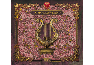 VARIOUS - Tomorrowland-The Secret Kingdom Of Melodia [CD]