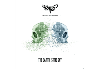 The Moth Gatherer - The Earth Is The Sky - (CD)