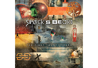 Spock's Beard - The First Twenty Years (CD + DVD)