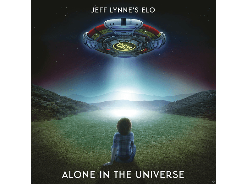 Electric Light Orchestra - Jeff Lynne's Elo-Alone In The Universe [Vinyl]