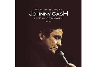 Johnny Cash - Man in Black - Live in Denmark 1971 (CD)