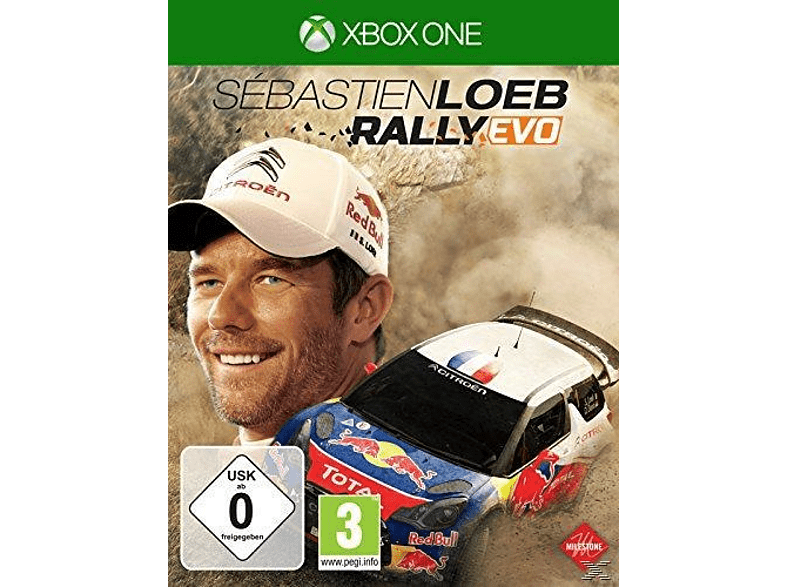 Sebastian Loeb Rally Evo [Xbox One]