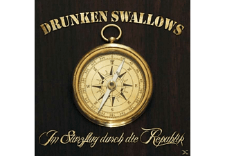 Drunken Swallows - Im Sturzflug Durch Die Republik (CD + DVD) - (CD + DVD Video)