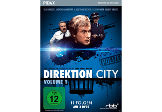 Direktion City, Vol. 1 - (DVD)
