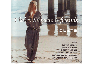 Claire & Friends Severac - Duets [CD]