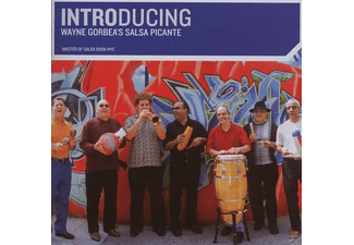 Wayne Gorbea - Introducing Wayne Gobea's Salsa - (CD)