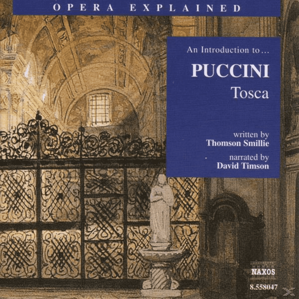 David Timson Introduction To Tosca Hörbuch