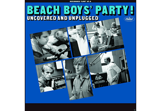 The Beach Boys - The Beach Boys' Party! Uncovered And Unplugged [CD]