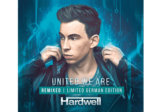 Hardwell - United We Are Remixed (Limited German Edition) (2CD Set + Hardwell-Sticker) - (CD)