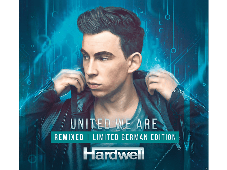 Hardwell - United We Are Remixed (Limited German Edition) (2CD Set + Hardwell-Sticker) [CD]