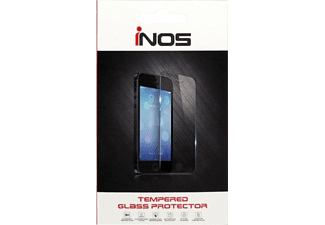 INOS Tempered Glass Privacy inos 9H 0.33mm Apple iPhone 5/5S/5C (1 τεμ.)