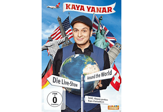 Kaya Yanar - Around The World [DVD]