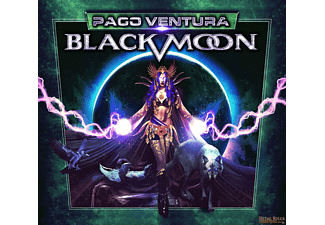Paco Ventura - Black Moon - (CD)