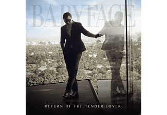 Babyface - Return Of The Tender Lover - (CD)