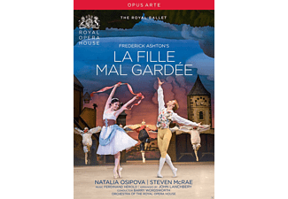 VARIOUS, Orchestra Of The Royal Opera House - La Fille Mal Gardée - (DVD)