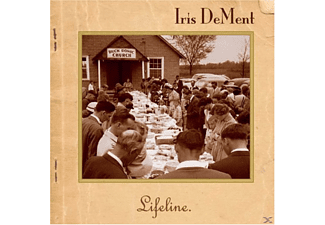 Iris DeMent - Lifeline - (CD)