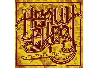 Heavy Eyes - He Dreams Of Lions (Yellow Colored Vinyl) - (Vinyl)