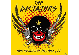 The Dictators - Live Rochester Ny,July,77 - (CD)