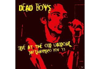 Dead Boys - Live In The Old Waldorf,San Francisco Nov.77 - (CD)