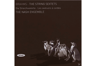 Nash Ensemble - THE STRING SEXTETS - (CD)