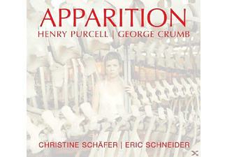 Christine Schäfer, Schäfer,Christine/Schneider,Eric - Apparition - (CD)