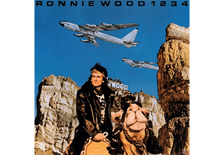 Ronnie Wood - 1234 - (CD)