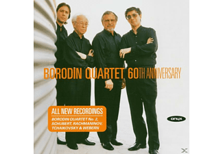 Borodin Quartet - Borodin Quartet 60th Anniversary - (CD)