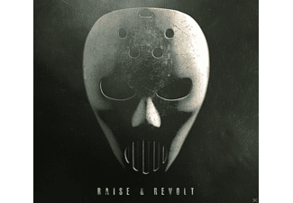 Angerfist - Raise & Revolt - (CD)