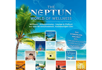 VARIOUS - The Neptun World Of Wellness - (CD)