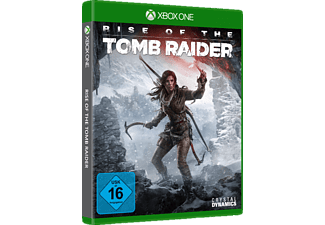 MICROSOFT Rise of The Tomb Raider Xbox One