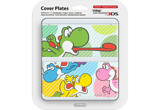 NINTENDO New 3DS Covers Yoshi Colors