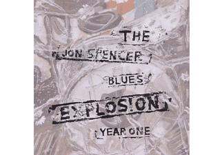 The Jon Spencer Blues Explosion - Year One & Reverse Willie Horton (Remastered) - (CD)