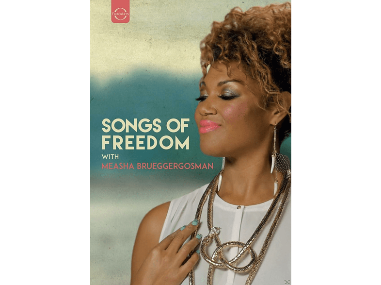 Measha Brueggergosman - Songs of Freedom [DVD]
