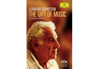 Leonard Bernstein - The Gift Of Music-Portrait - (DVD)