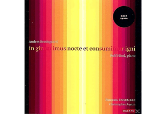 Rolf/esbjerg Ensemble Hind - In Girum Imus Nocte Et Consumimur Igni - (CD)