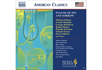 VARIOUS - Psalms Of Joy And Sorrow - (CD)